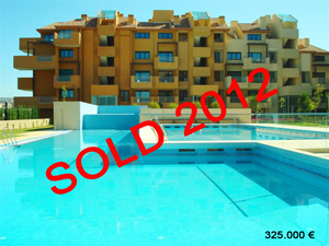 Luxury apartment sold by Holmes Sotogrande
