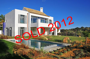 New build sold by Holmes Sotogrande