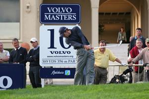 Volvo masters Valderrama