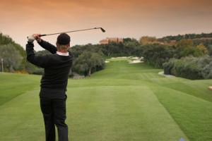 Golf at Valderrama Sotogrande