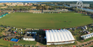 Santa Maria Polo Club field