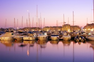 Sotogrande Picturesque Marina
