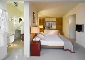 Hotel Club Marítimo bedroom