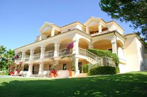 Stunning villa for sale in Almenara Sotogrande
