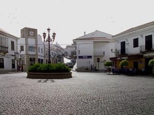 San Roque centre