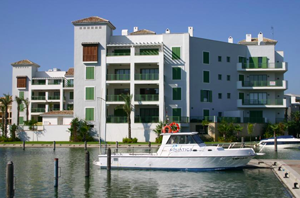 Marina apartments Sotogrande