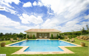 Open space and tranquility surround villas in Alemenara, Sotogrande