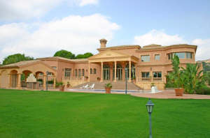 Luxury villa for sale Sotogrande