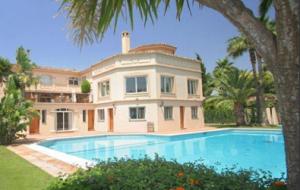 Sotogrande villa for sale Holmes Sotogrande