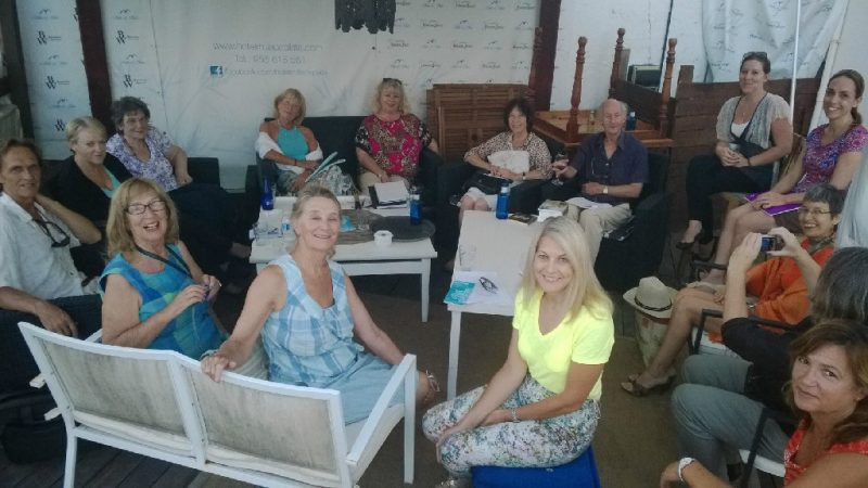 Sotogrande writers group