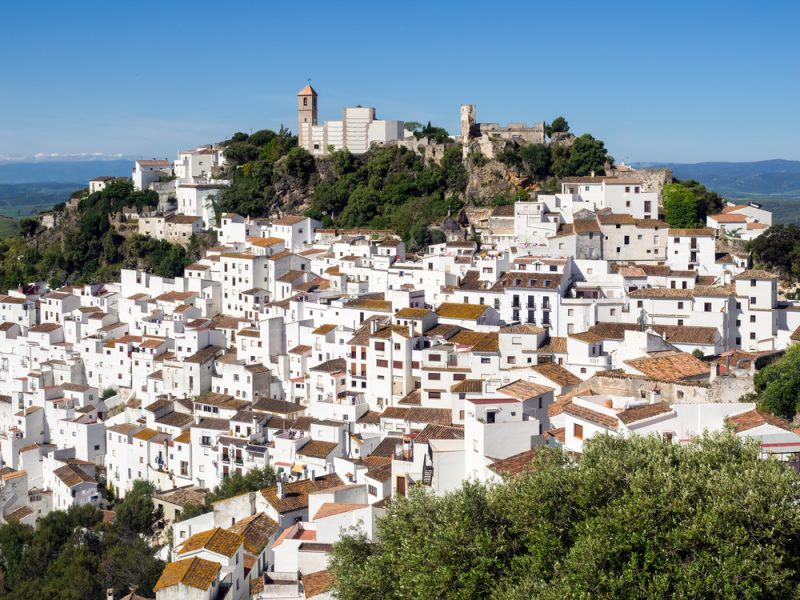 Casares, white village close to Sotogrande