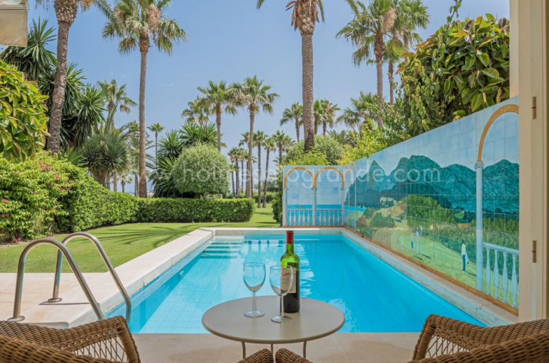 South facing villa Sotogrande