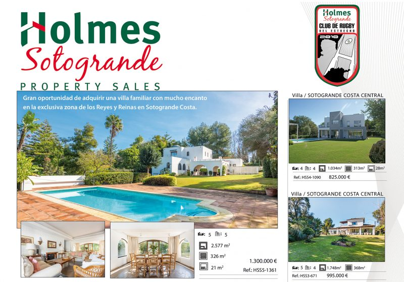 ad of our best properties in sotogrande google search